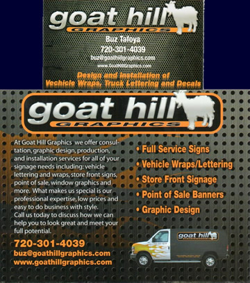 Goat Hill Graphics