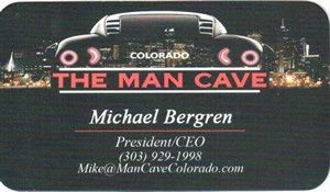 Man Cave Colorado