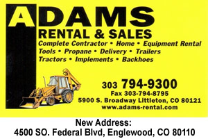Adams Trailer Sales