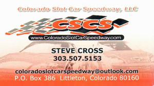 Colorado Slot Car Speedway