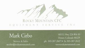 Rocky Mountain CFC