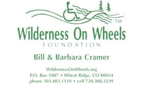 Wilderness on Wheels